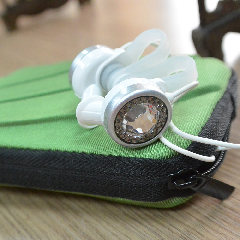 TOPlay聽不累 時尚耳機收納包-耳機 收納 零錢包-[AC02-xx]